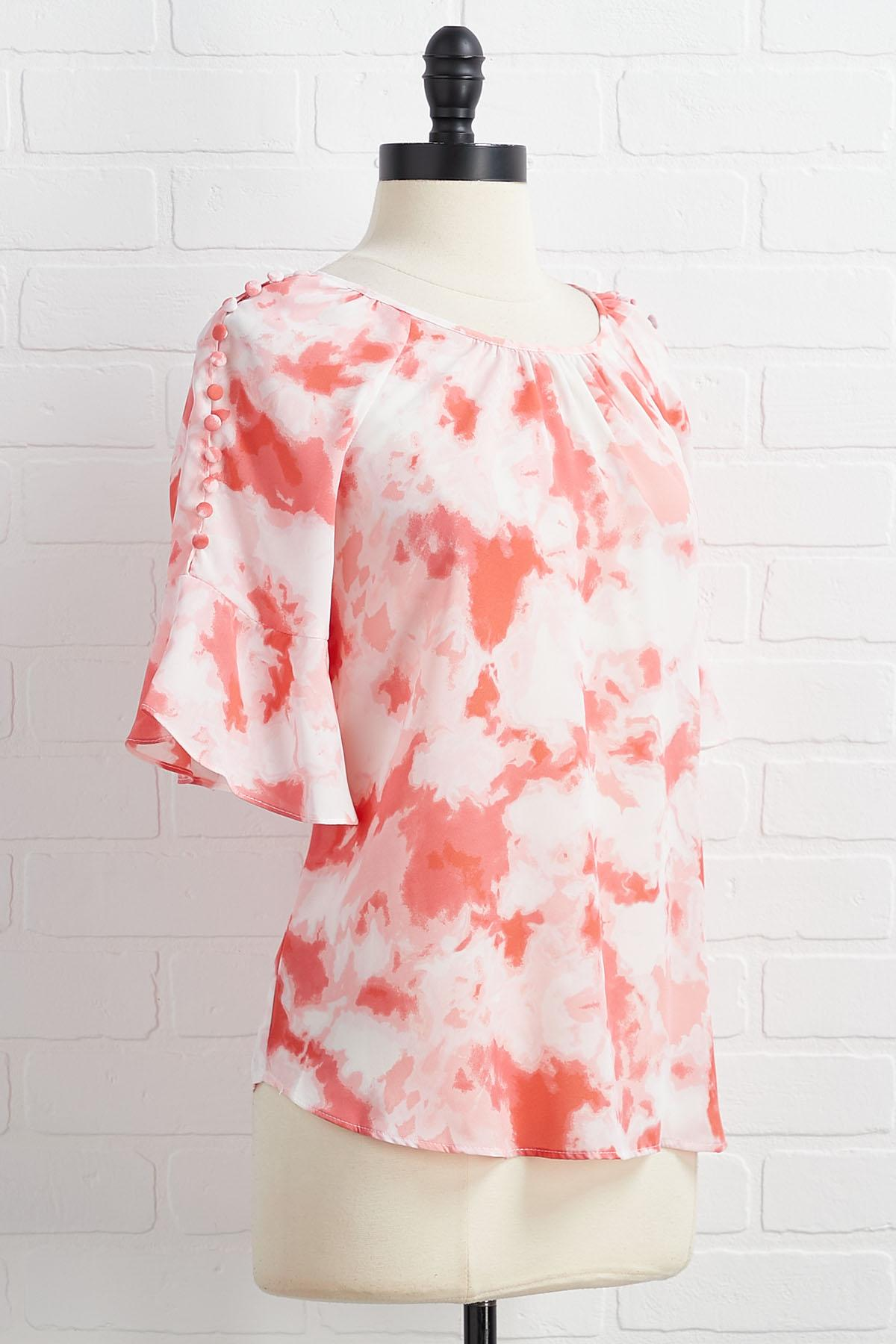 Pink About Your Choices Top