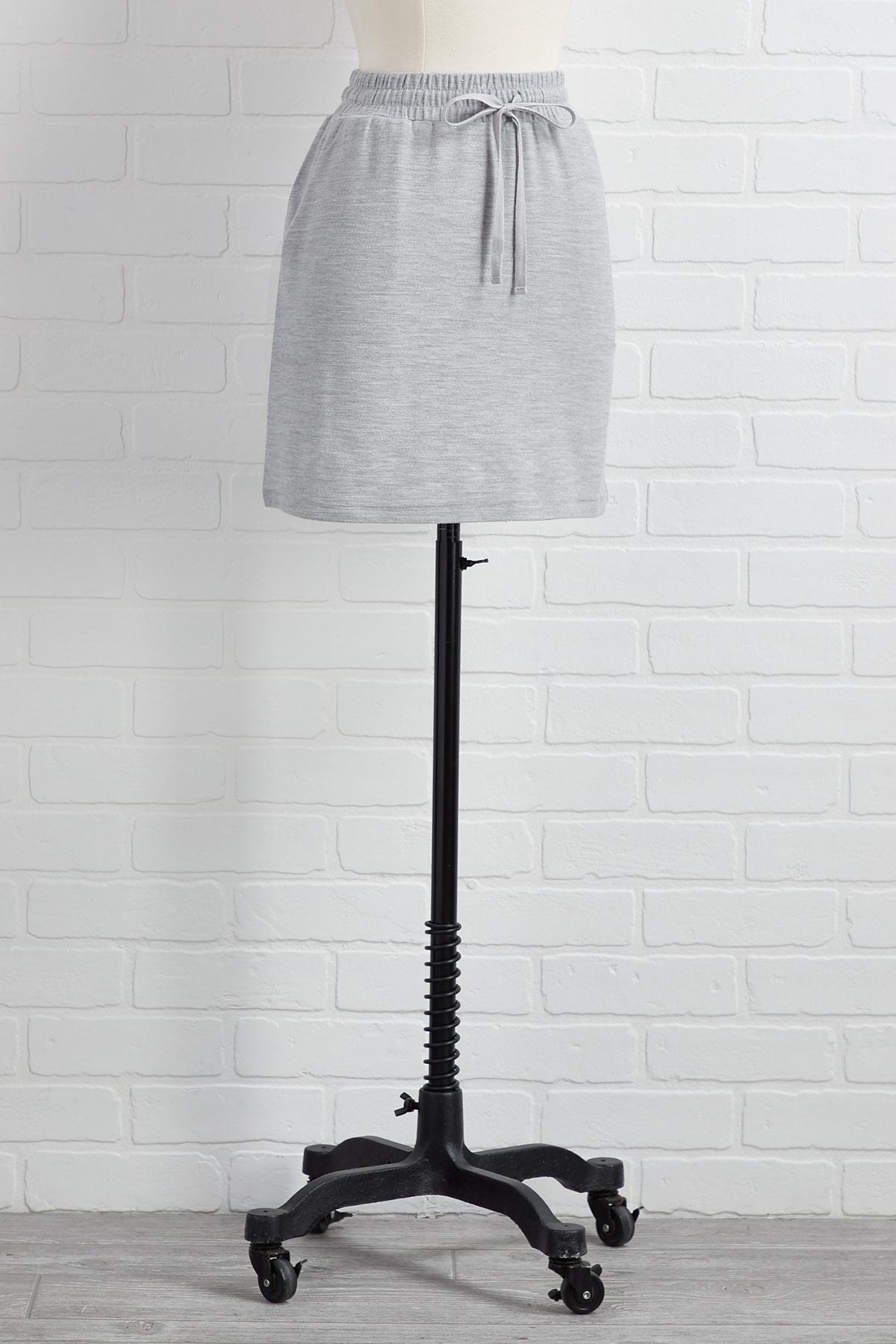 No Gray Skies Skirt