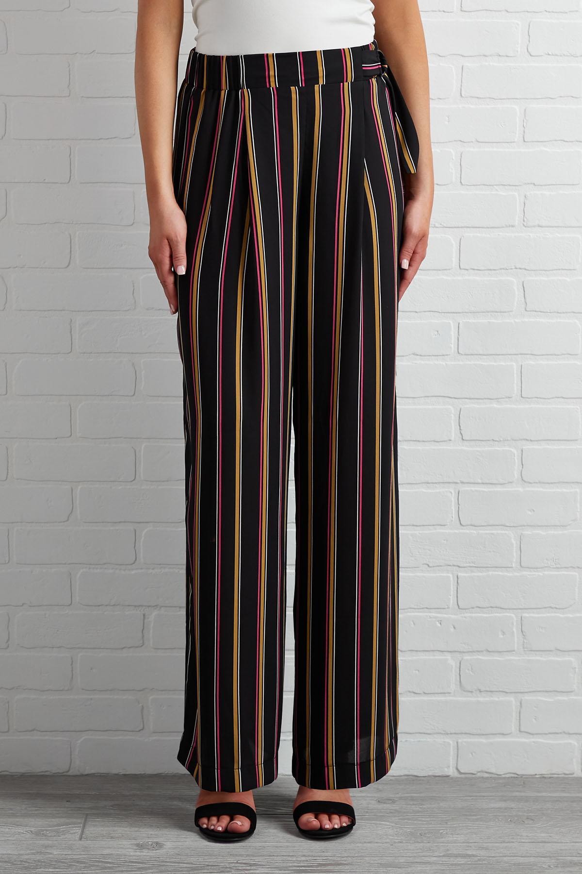 Fine Line Pants
