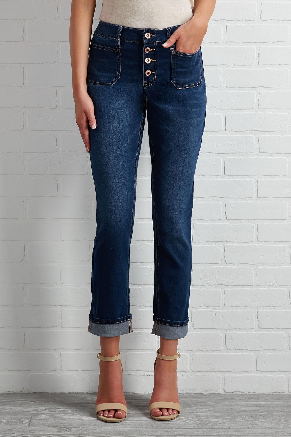 Ready In A Snap Jeans