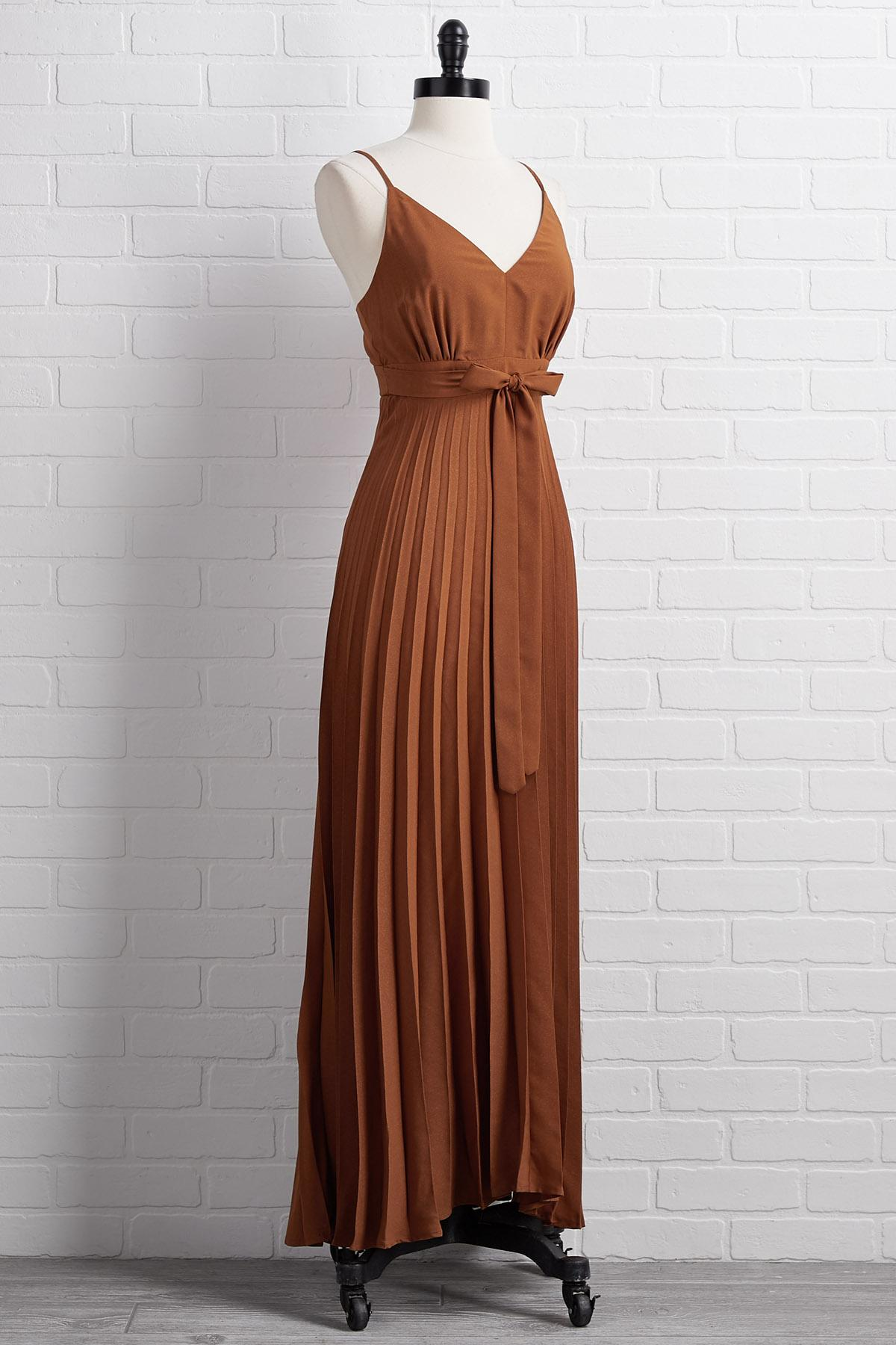 To The Good Times Dress