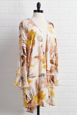 natural style kimono
