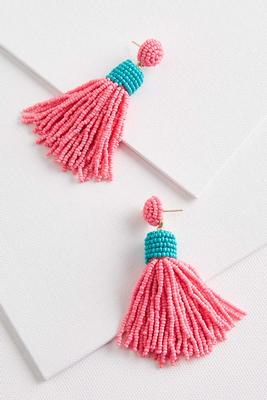 worth the tassel earrings
