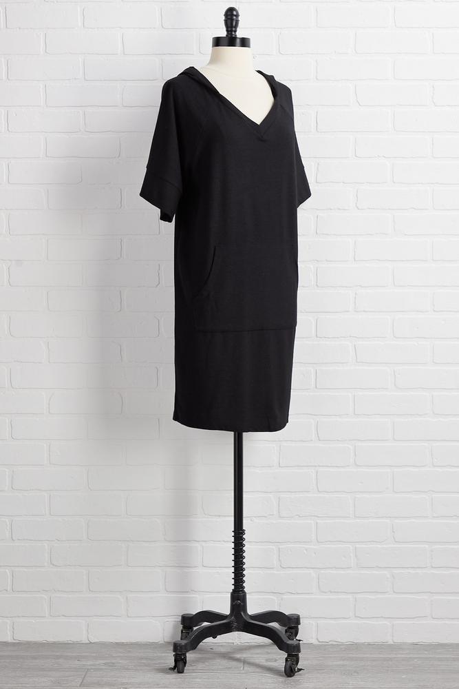 Comfort Zone Dress