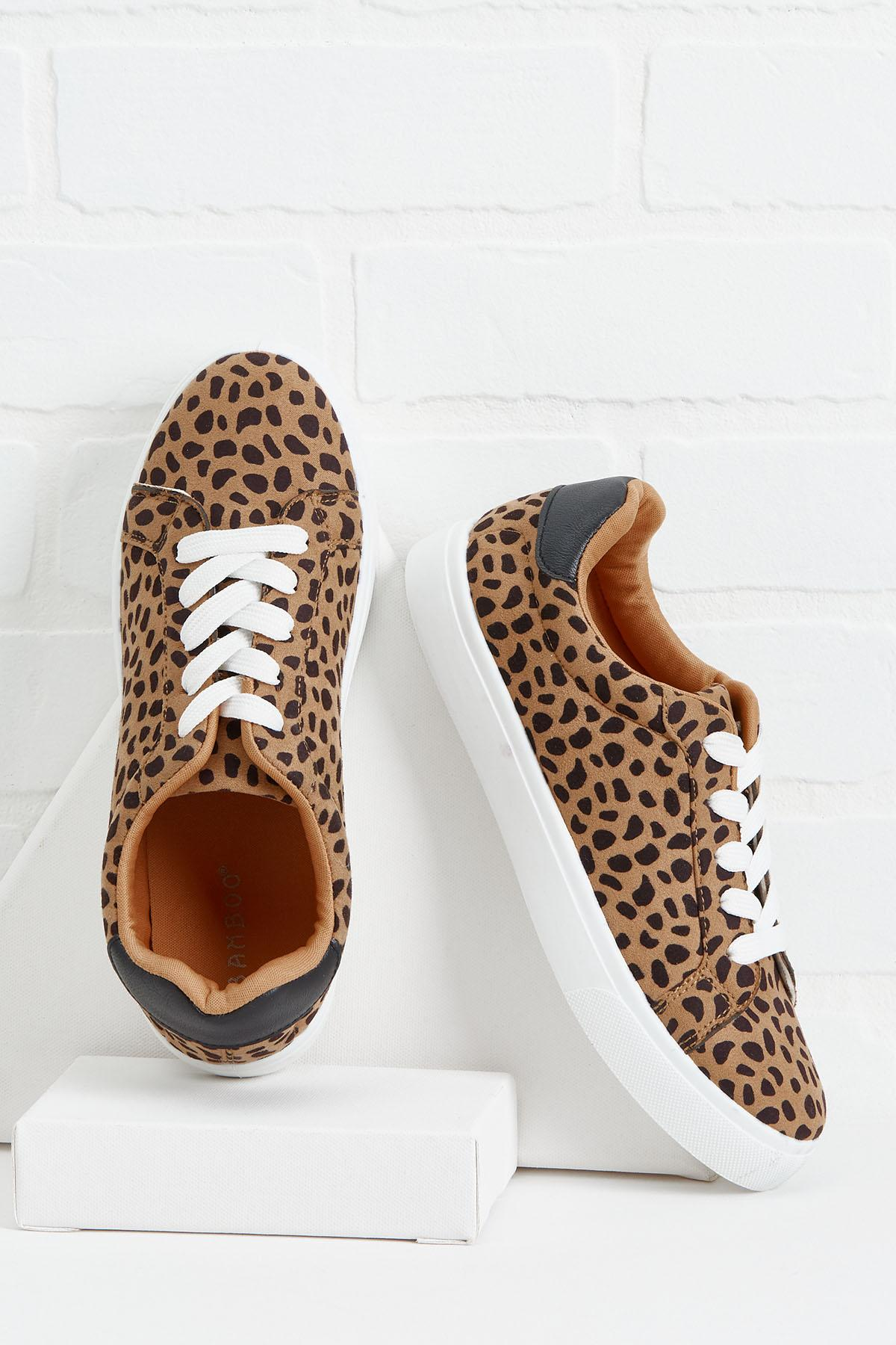 Fancy Footwork Sneakers