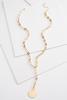 Y- Neck Chain Necklace