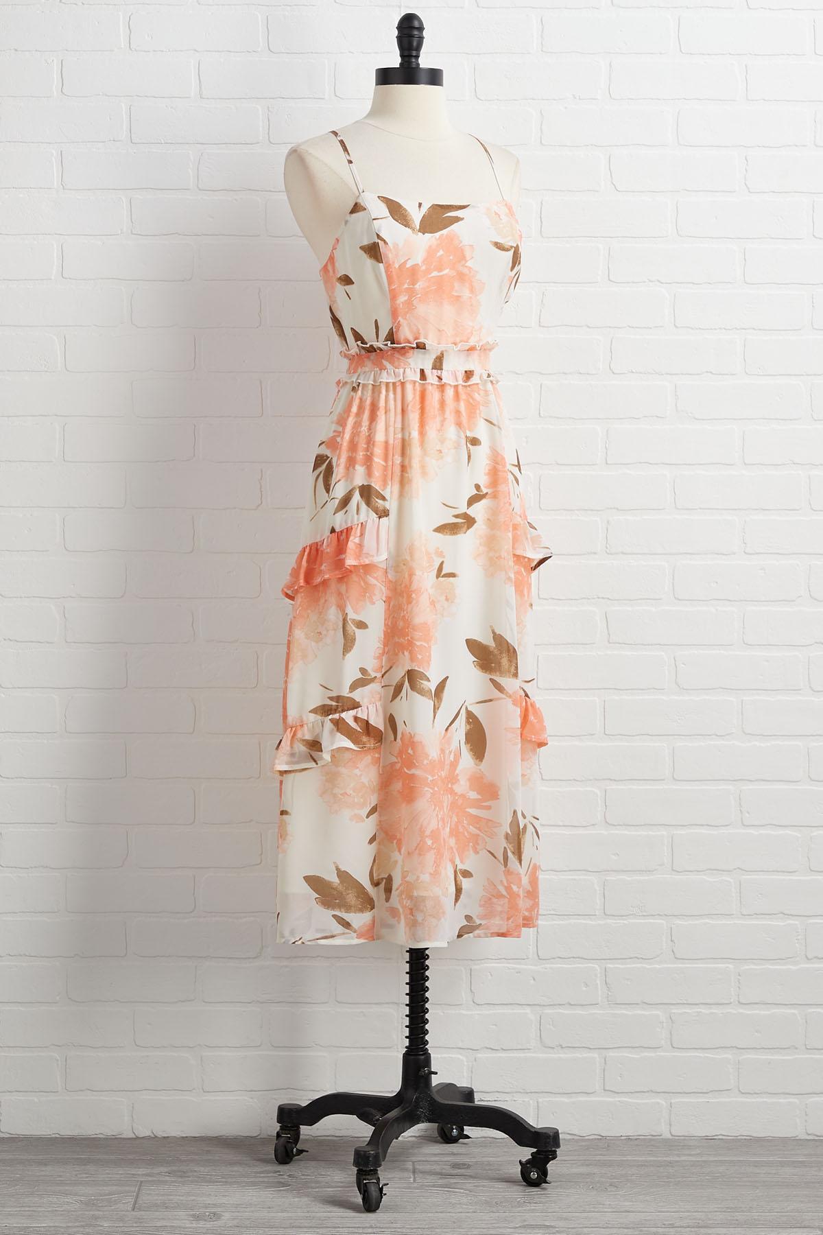 Nothing Bud Love Dress