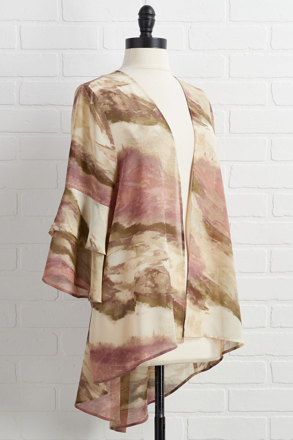 Sandstorm Kimono