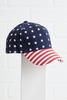 Stars And Stripes Pony Hat