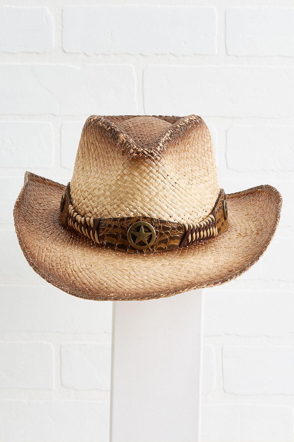 Old West Cowboy Hat