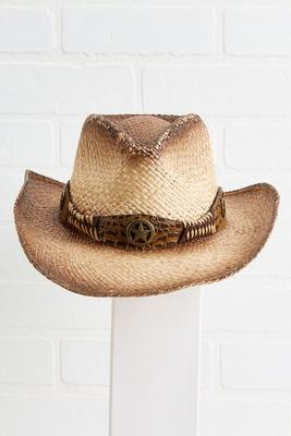 old west cowboy hat