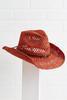 Coachella Cowboy Hat