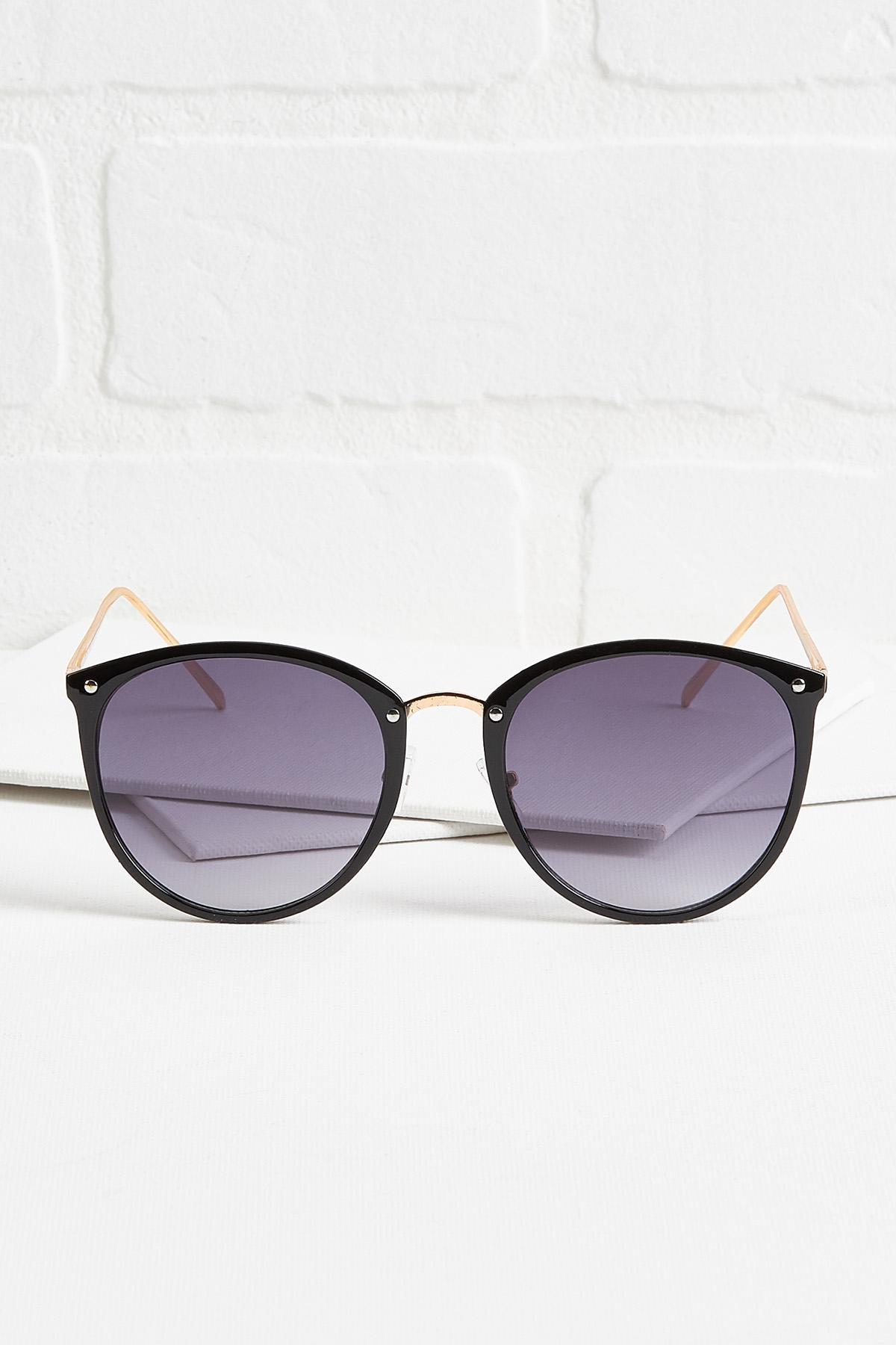 Gold Arm Sunglasses