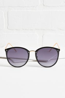 gold arm sunglasses