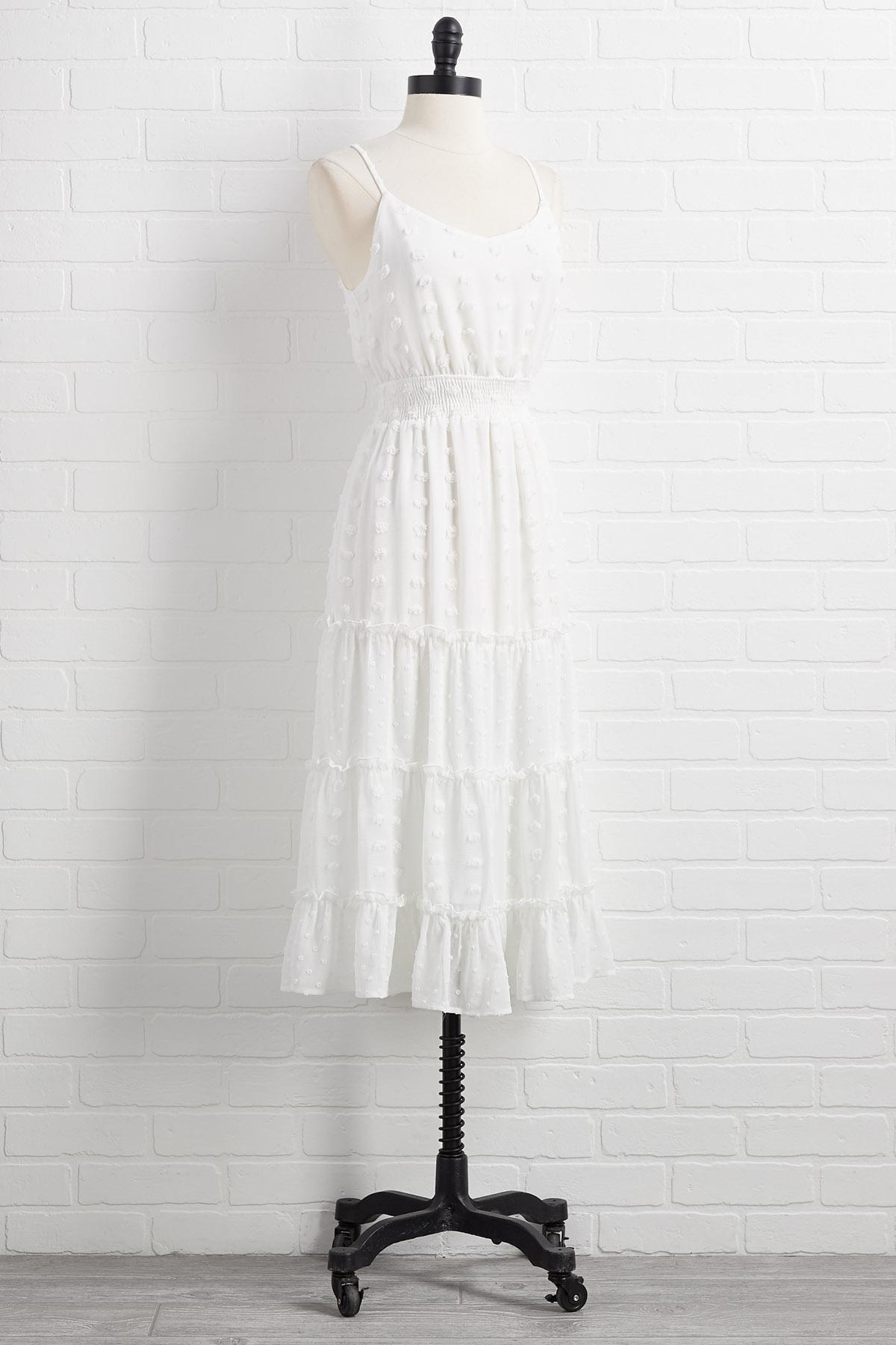 Dot Your Attention Dress