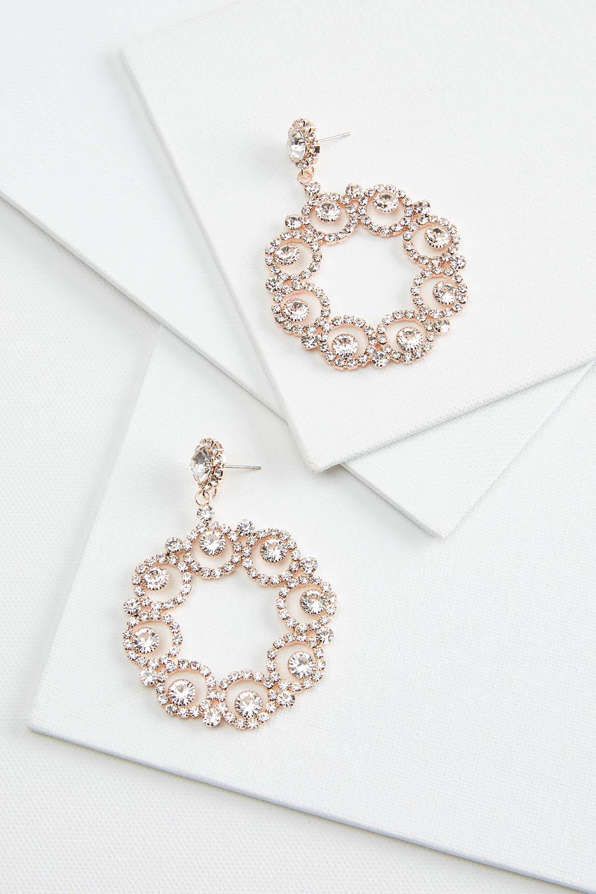 Glam Statement Earrings