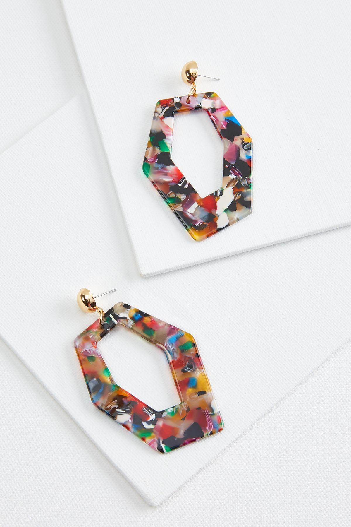 Life's A Party Earrings