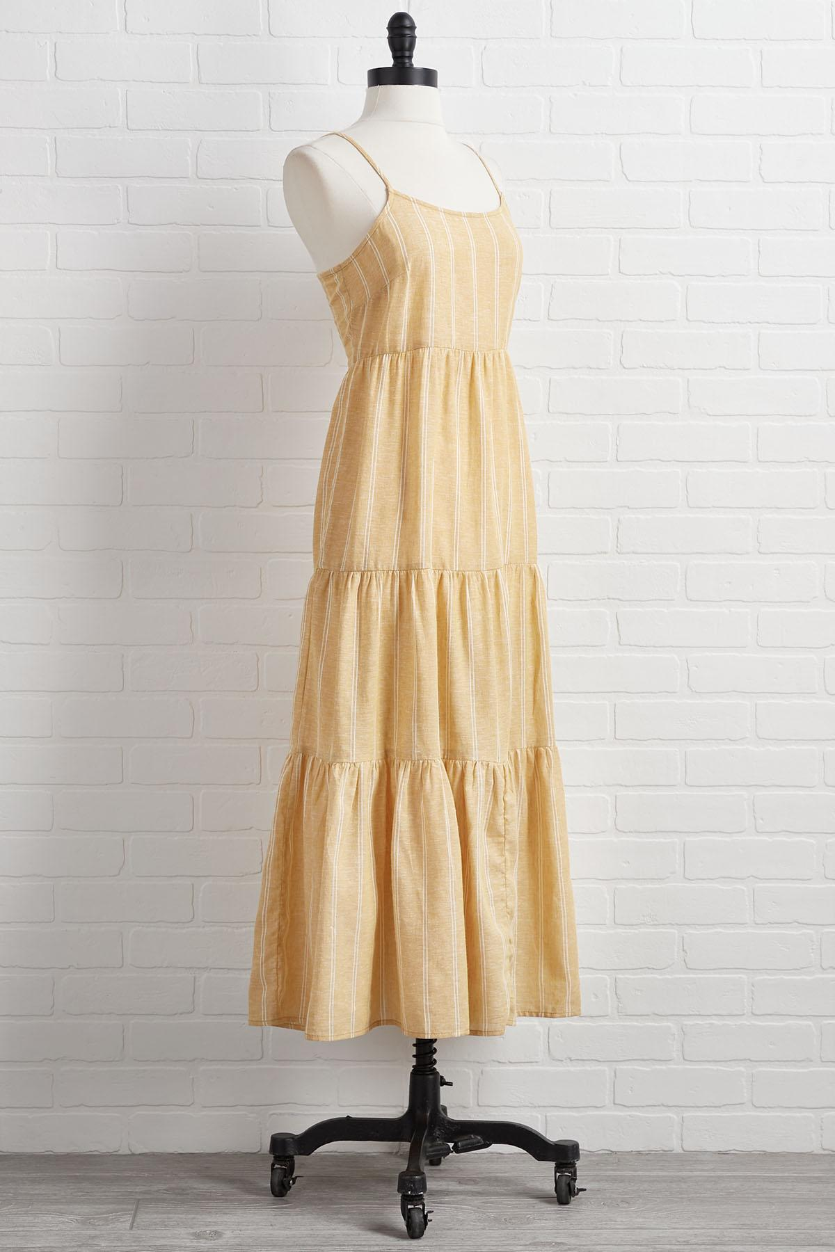 You ` Re So Golden Dress