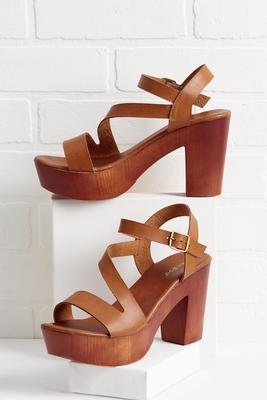 knock on wooden heels