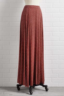call it as i see knit skirt