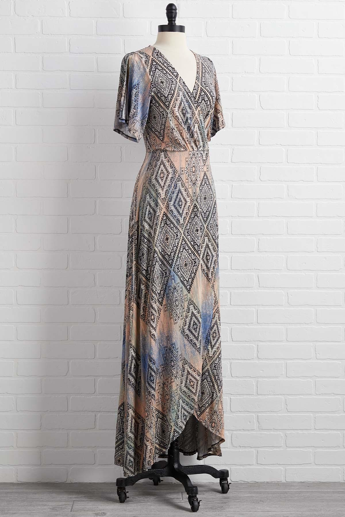 Dusk To Dawn Dress
