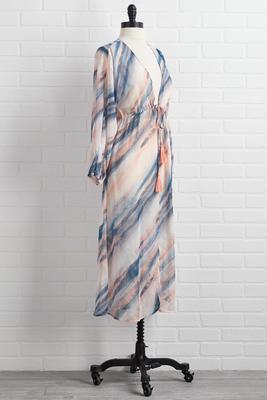 snowcone kimono