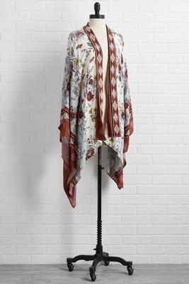 falling for you kimono