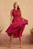 Loving Him Was Red Dress