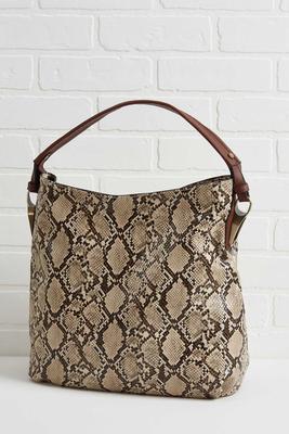 piece of the python bag