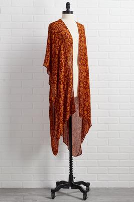 sunny day breeze kimono