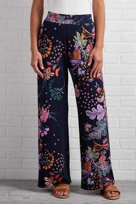 make bloom for summer pants