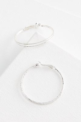 clip on hoop earrings