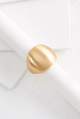 gold stretch ring