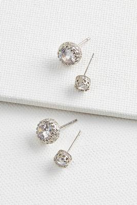 two piece stud set