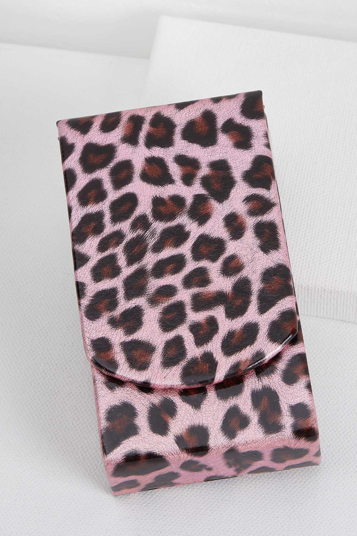 Wild About Pink Tissue Holder
