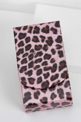 wild about pink tissue holder