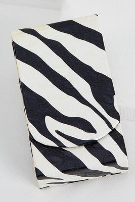 zebra tissue holder