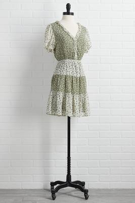 evening romance dress