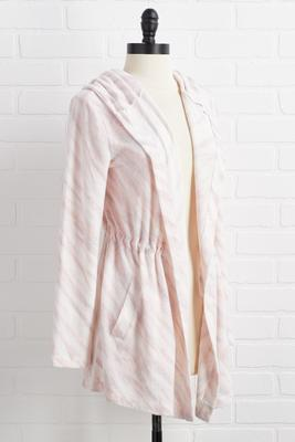 cotton candy kisses cardigan