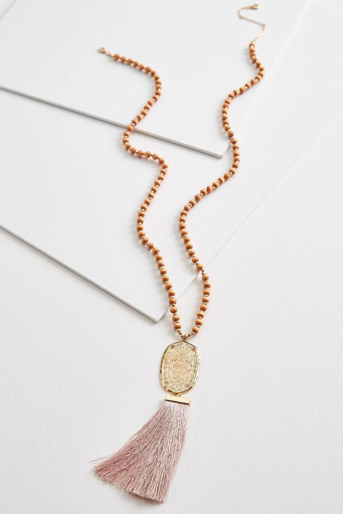 Favorite Fringe Necklace