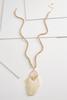 Fancy Filigree Fringe Necklace