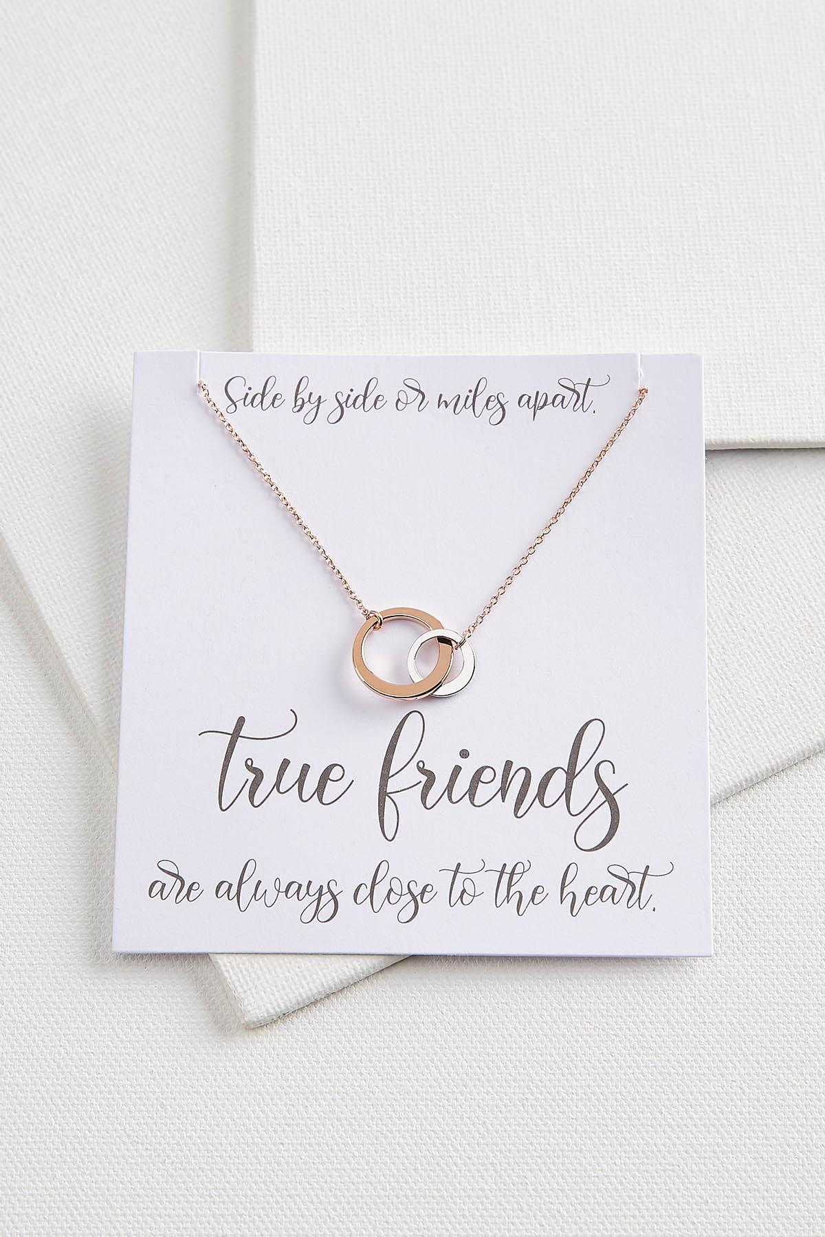 True Friends Necklace