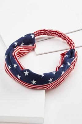 fourth of july head band