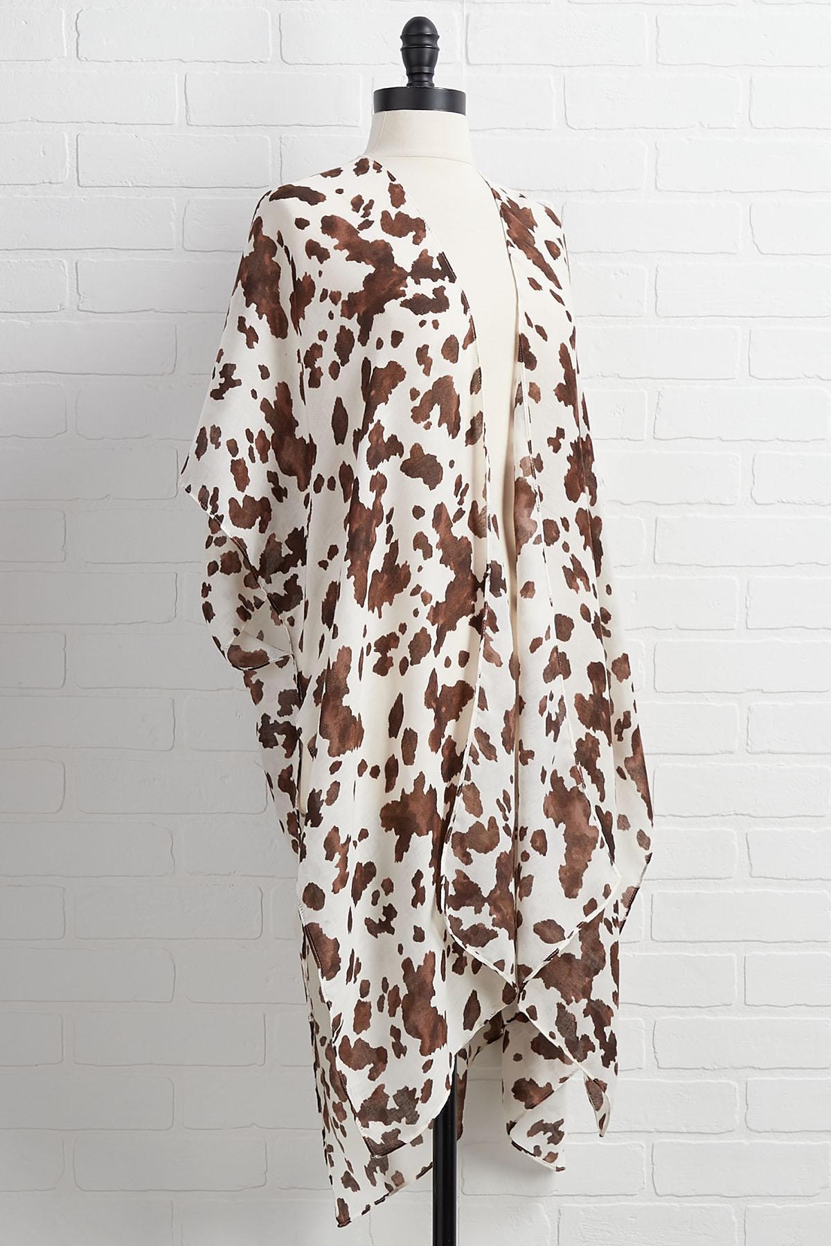 Holy Cow Kimono