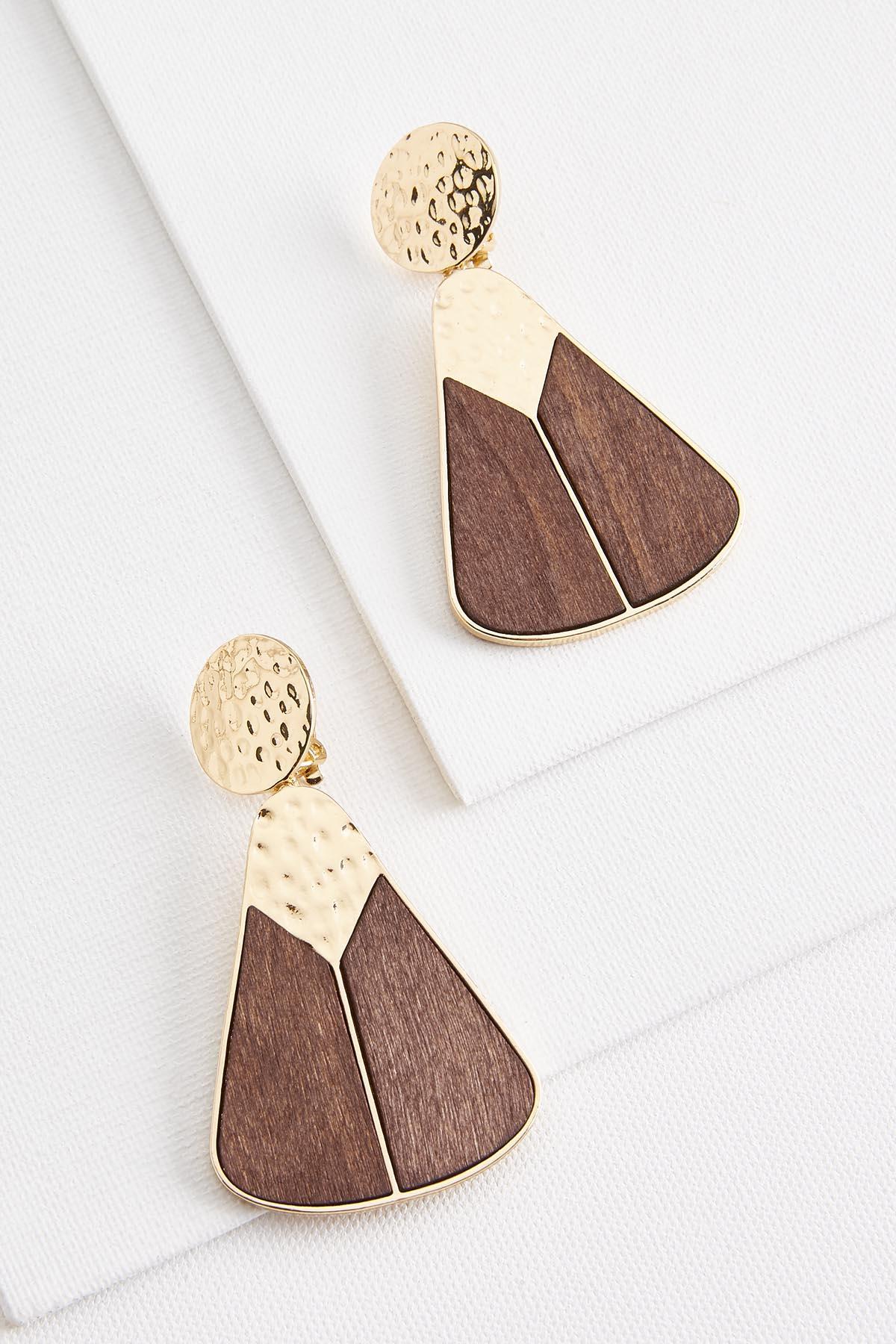 Statement Clip Earrings