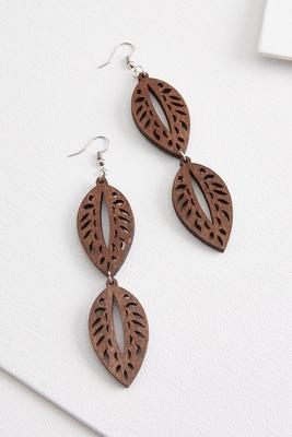 in the jungle earrings