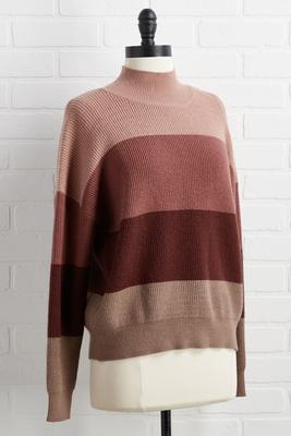 falling again sweater