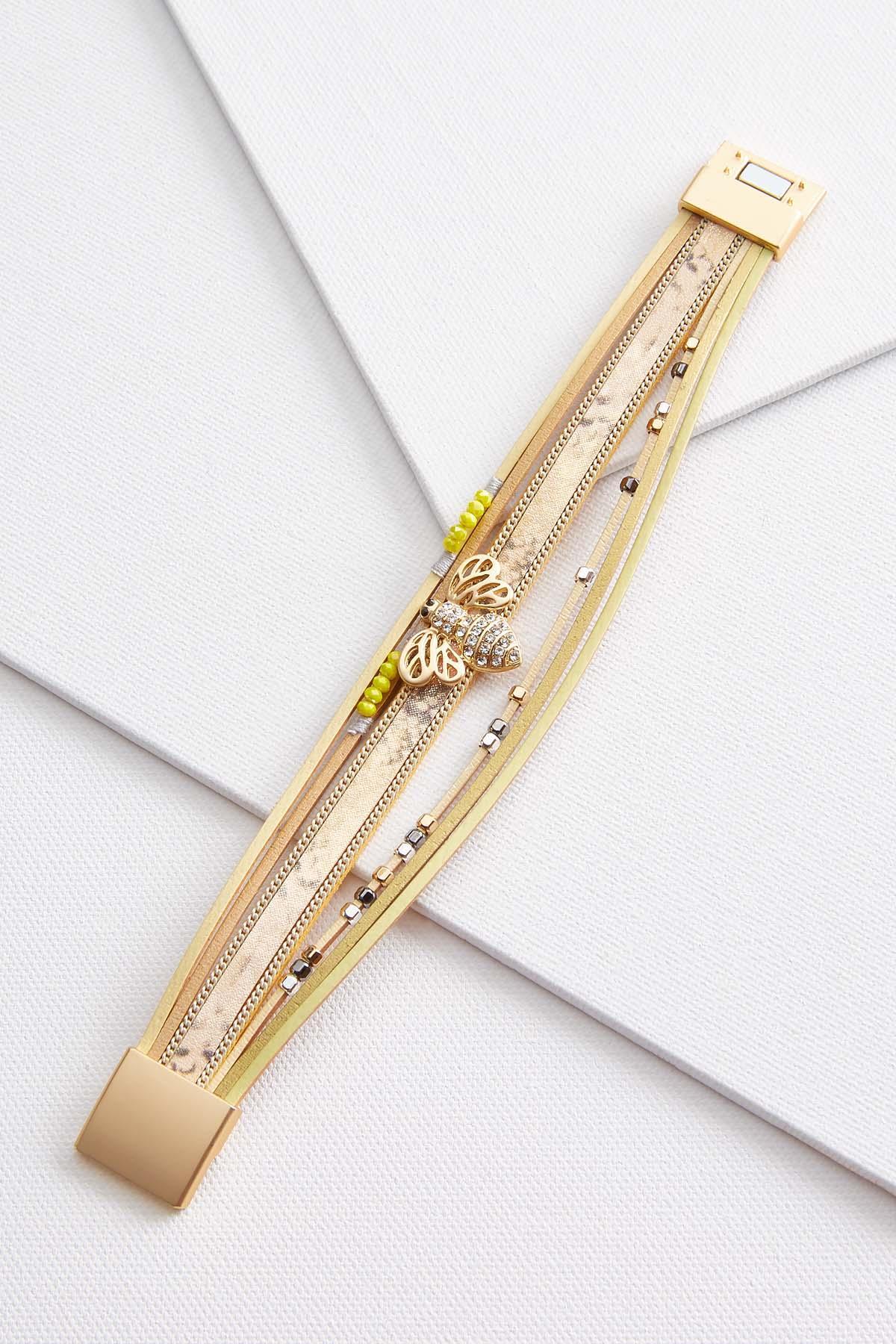 Bee- Utiful Bracelet