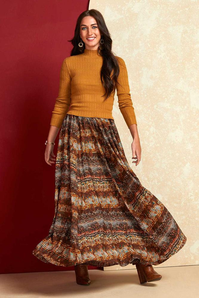 Be Spice To Me Skirt