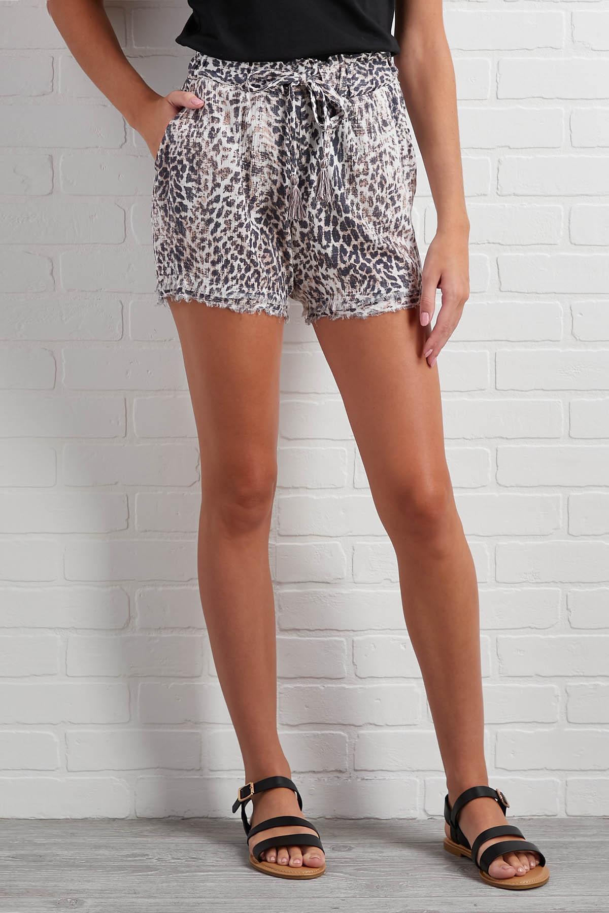 Love Me Fiercely Shorts